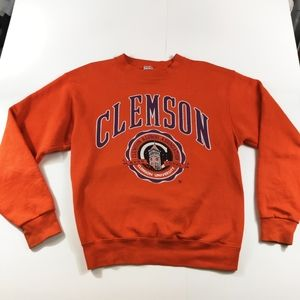 1990's Clemson University crewneck - medium
